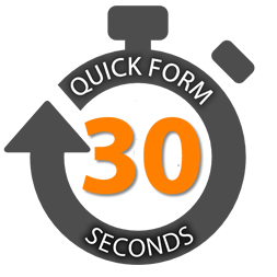 Quick Form - 30 Seconds