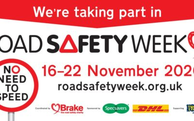 Road Safety Week 2020